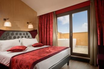 Onde ficar em Veneza - Palazzo Veneziano - quarto