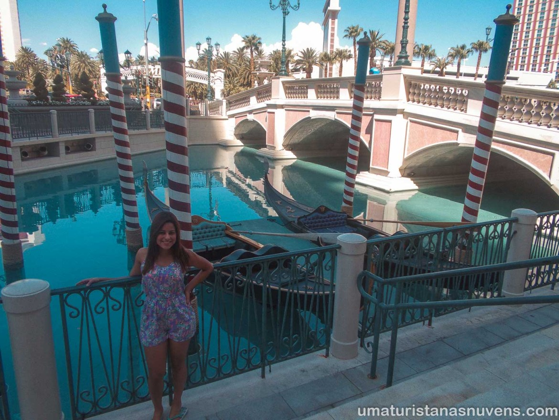O que fazer em Las Vegas - Hotel Venetian