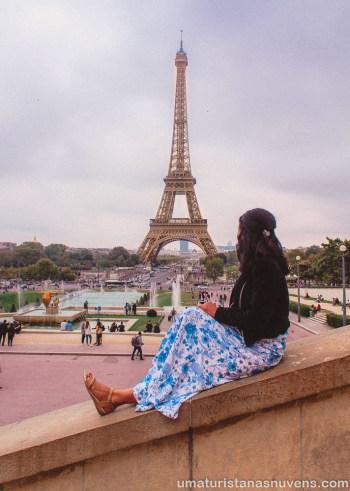 Viagens de 2018 - Paris - Torre Eiffel