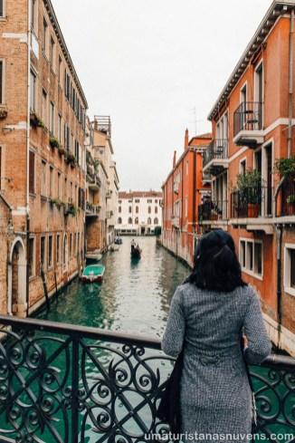 O que fazer em Veneza - Itália - Canal