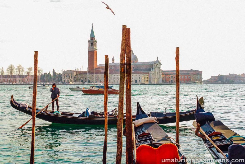 O que fazer em Veneza - Ilha de São Jorge Maior