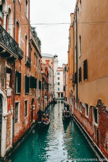 O que fazer em Veneza - Itália - canais1