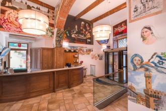 Onde ficar em Florença - Hostel Archi Rossi