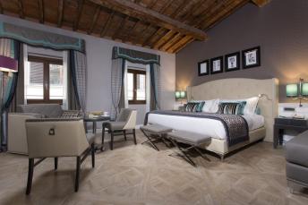 Onde ficar em Florença - Hotel Spadai