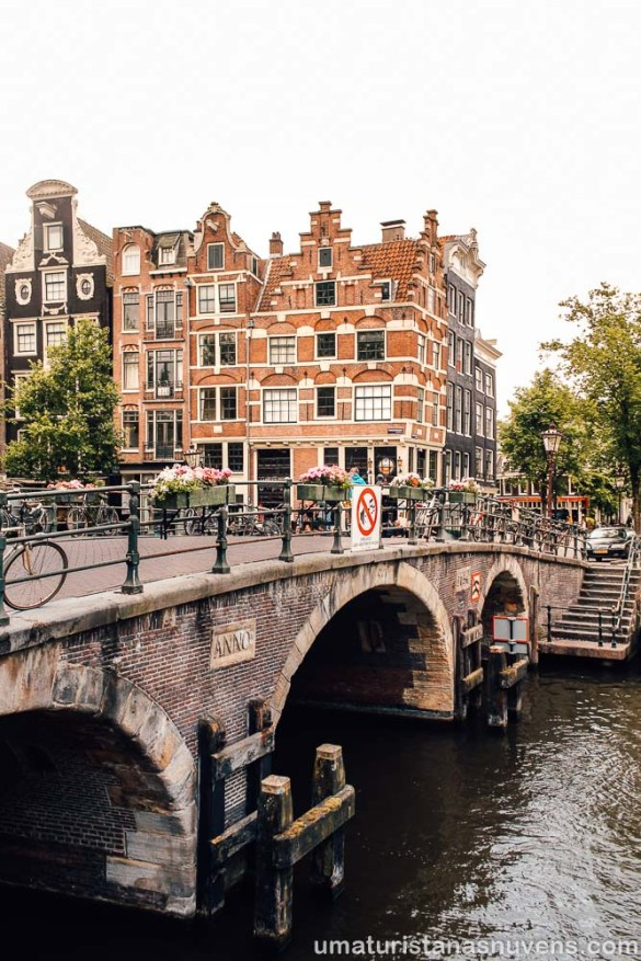 Passeios gratuitos em Amsterdam - Joordan