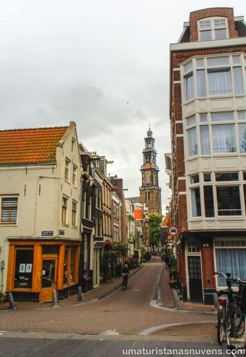 Westerkerk em Amsterdam - igreja protestante na Holanda3