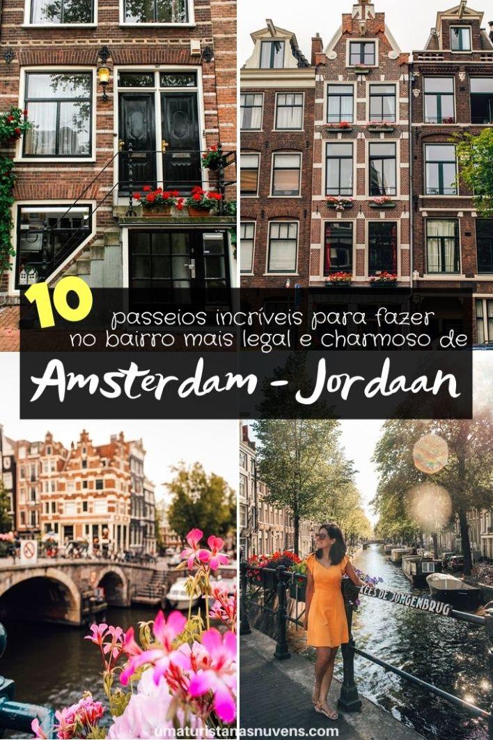 o que fazer no bairro Jordaan em Amsterdam - pin