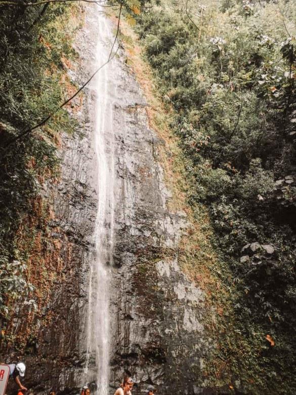 Oahu - Manoa Falls
