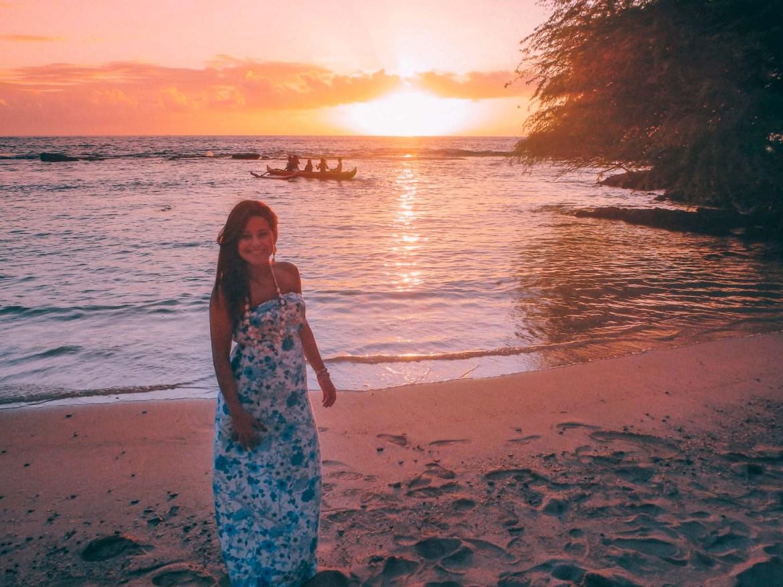 O que fazer em Oahu - luau paradise cove