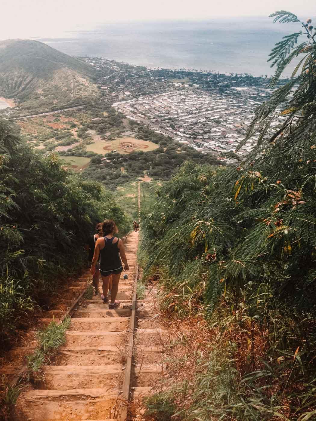 Koko Head - Oahu - Havaí
