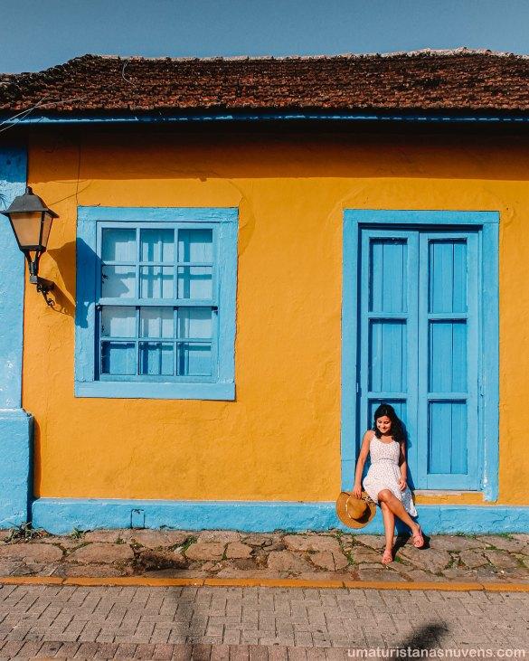 Santo Antônio de Lisboa - bairro histórico em Florianópolis