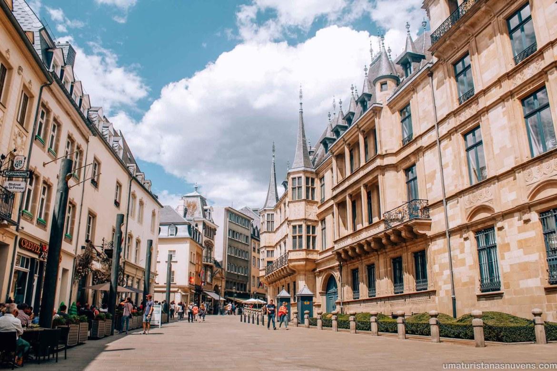 O melhor de Luxemburgo em 1 dia - Palácio dos Duques