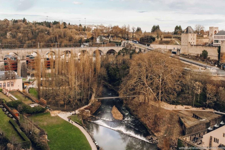 O melhor de Luxemburgo em 1 dia - o que fazer  Vale de Grund
