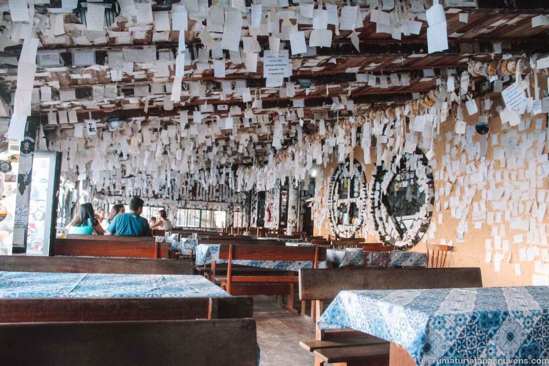O que fazer em Florianópolis em 7 dias - roteiro - Bar do Arante
