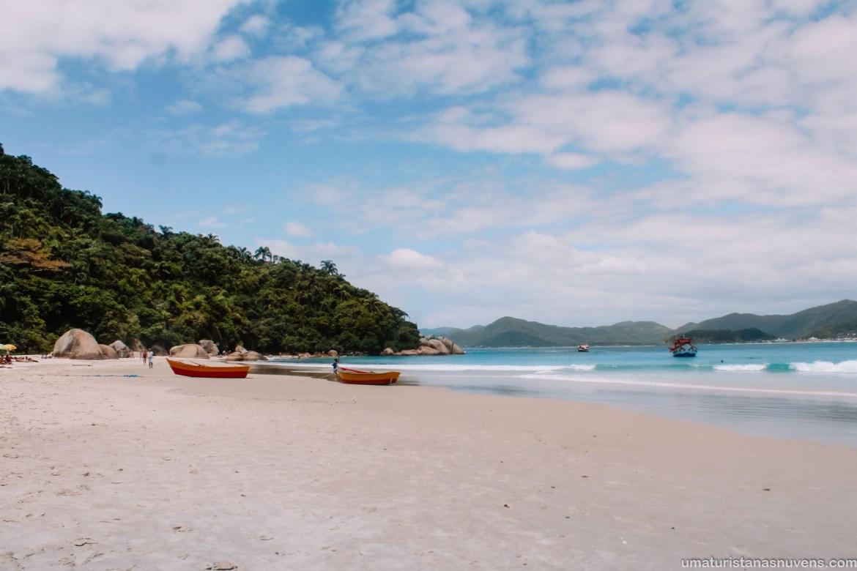 O que fazer em Florianópolis em 7 dias - roteiro - Ilha do Campeche