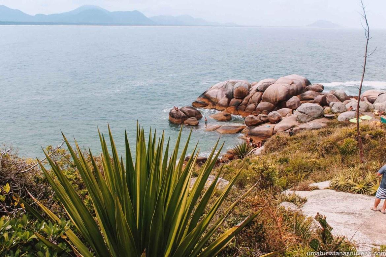 O que fazer em Florianópolis em 7 dias - roteiro - Piscinas Naturais da Barra da Lagoa