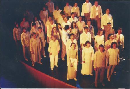 Coração Brasileiro. Maestro Pablo Trindade – 2001.