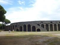 Anfiteatro de Pompei