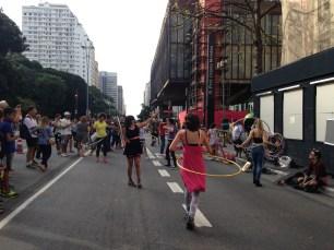 Bamboles Avenida Paulista
