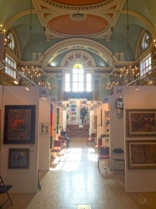 Parallax Art Fair London