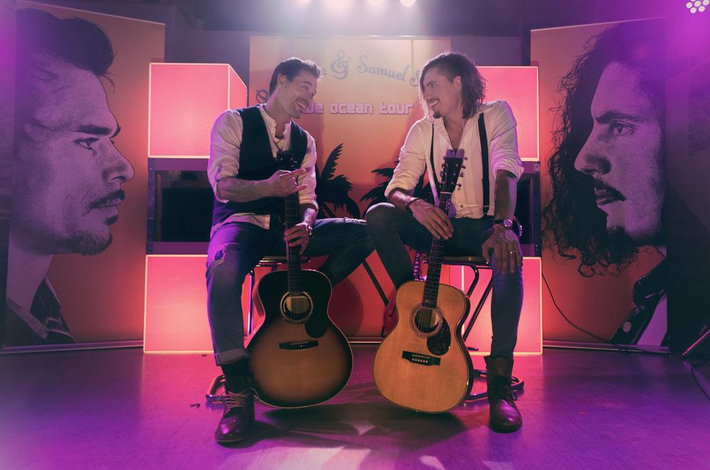 Peter Voice & Samuel String