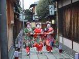 Nas ruas do Japão