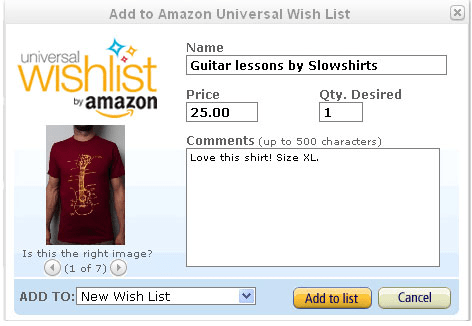 Amazon Add To Wish List Button Firefox Free Download