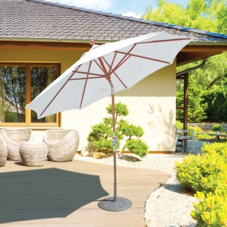 Galtech 537 rotational tile umbrella