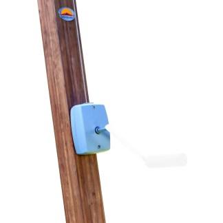 Bambrella Side Wind Crank System