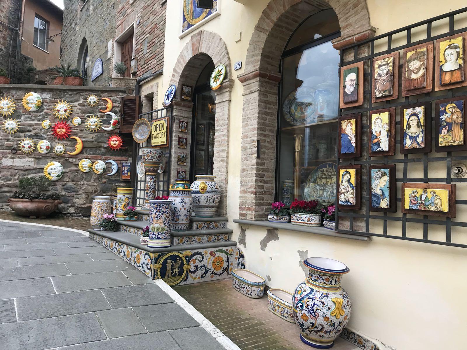 Parco Giochi del Comune di Deruta arte e divertimento in Umbria  Umbria Bimbo