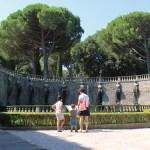 ingresso Villa Lante