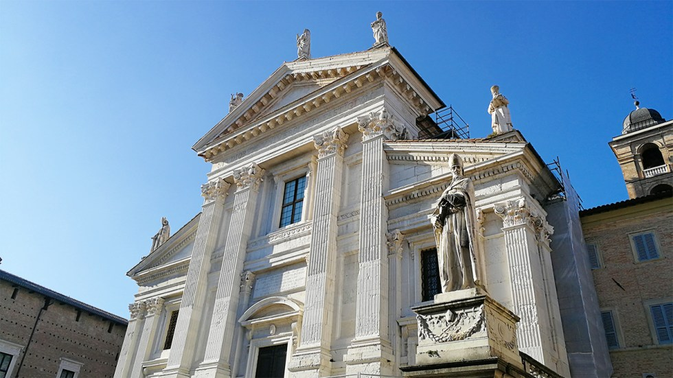 Cattedrale, Urbino