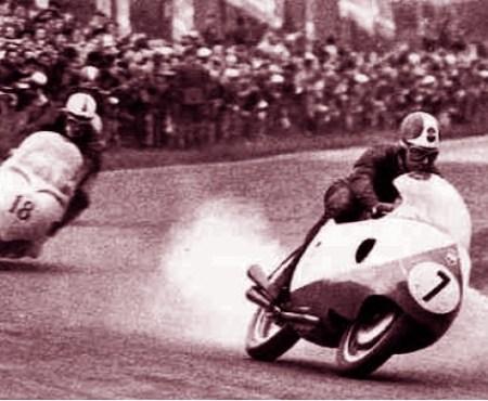 Hockenheim, Liberati precede John Surtees