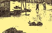 La vittima del Serra