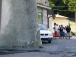 Preci, turisti nel centro storico