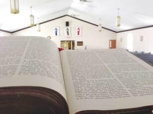 United Methodist Church of Queensbury Sanctuary