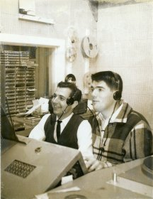 WMUC's Bill Seaby and Paul Palmer