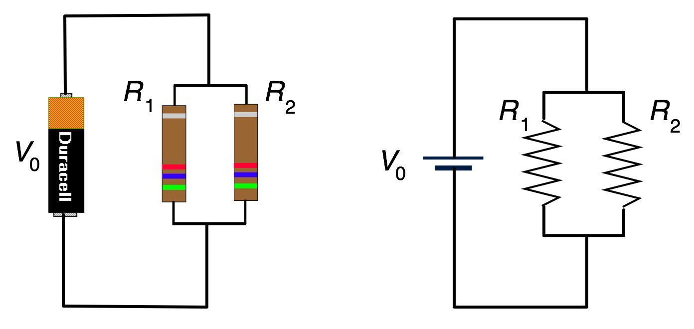 umdberg / Example: Resistors in parallel