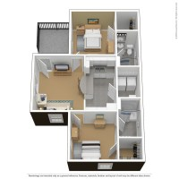 Floor Plans / Virtual Tours | The Courtyards