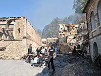 UMD Establishes Reconstruction Fund for St. Jovan Bigorski Monastery