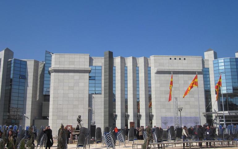 Canadian MP Congratulates Macedonia on Opening Holocaust Centre