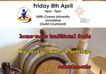 1st Macedonian Food Festival – Perth, Western Australia