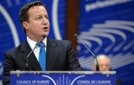 UMD Applauds Prime Minister Cameron's Support for Macedonia