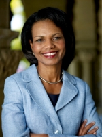 "Condoleezza Rice: ""Macedonia is Ready"" ""NATO Must Remain Open"""