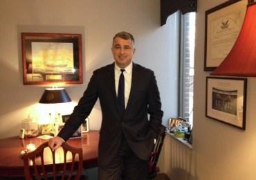 Македонскиот адвокат Томас Н. Танеф е избран за супер адвокат на Охајо и Топ 50 адвокати во Колумбос за 2013 година