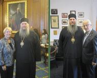 Митрополитот Методи се сретна со Конгресменката Милер и Конгресменот Паскрел