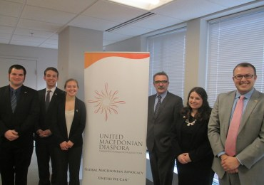 Meet UMD's 2014 Spring Fellows in Washington, D.C.