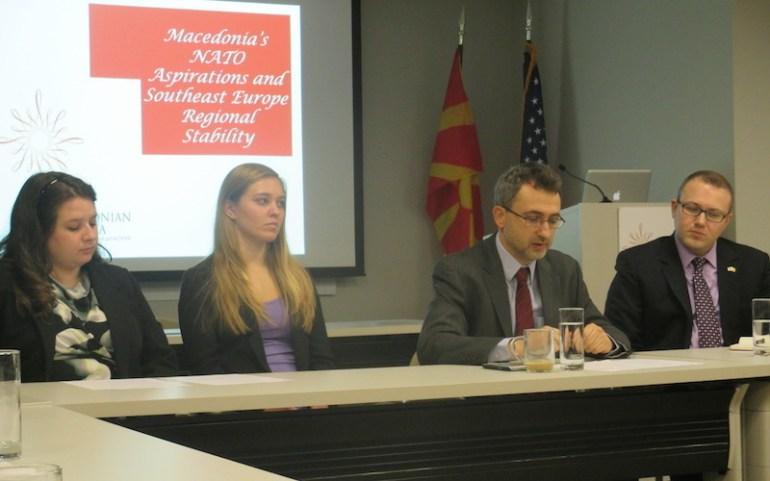 MP Petrov on Macedonia's NATO Aspirations
