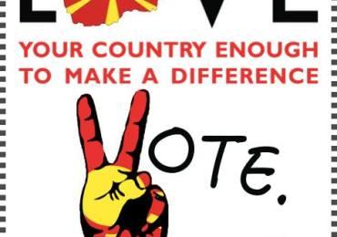 UMD Announces АЈДЕ Гласајте, AJDE Vote Initiative