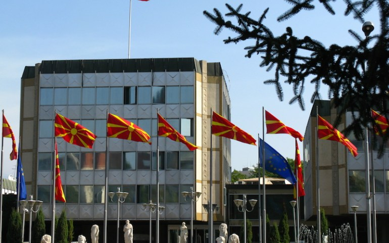 UMD: Macedonia's New Government to End the Political Polarization